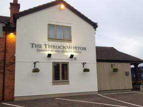 The Throckmorton, Coughton