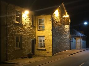 The Usk Inn, Brecon