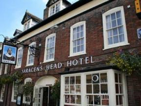 The Saracens Head Hotel, Highworth, Wiltshire