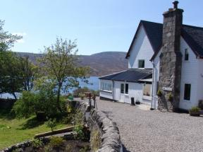 The Overscaig House Hotel Lairg