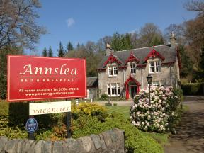 Annslea Guest House, Pitlochry, Tayside