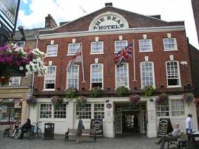 The Bear Hotel Wantage