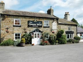The Queen's Head, Finghall