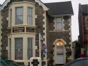 Albany Lodge Guest House, Weston-super-Mare