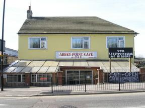 Abbey Point Cafe and B&B London
