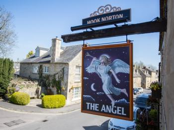 The Angel At Burford, Burford, Oxfordshire
