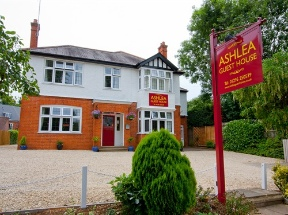 Ashlea Guest House, Banbury, Oxfordshire