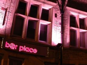 Bar Place Hebden Bridge
