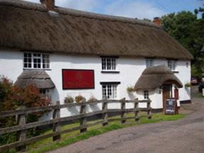 The New Inn, Crediton, Devon