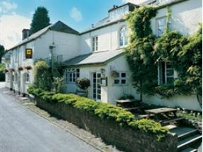 The Royal Oak Inn, Withypool, Somerset