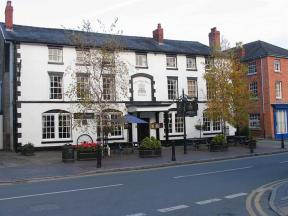 Cain Valley Hotel, Llanfyllin, Powys