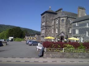 The Eagles Hotel Llanrwst