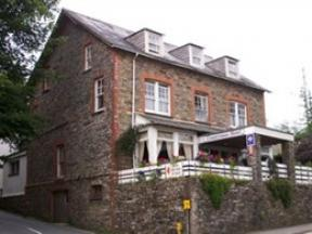 The Countryman Hotel, Camelford