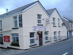 The Mount Pleasant Inn, Merthyr Tydfil, Glamorgan