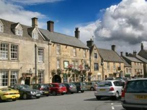 The White Hart, Stow-on-the-Wold, Gloucestershire