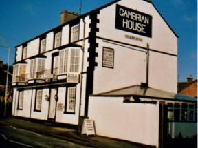 Cambrian Guest House, Llangollen, Clwyd