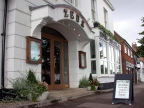 Zeus Hotel and Restaurant, Baldock