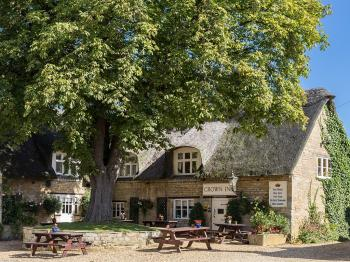 The Crown Inn, Elton, Cambridgeshire