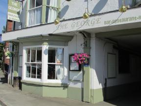 The George, Kirton-in-Lindsey