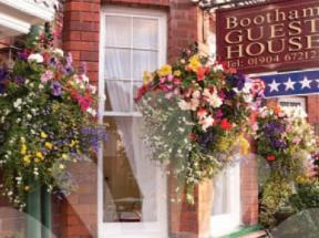 Bootham Guesthouse, York, Yorkshire