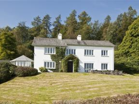 High Grassings Country House, Hawkshead, Cumbria