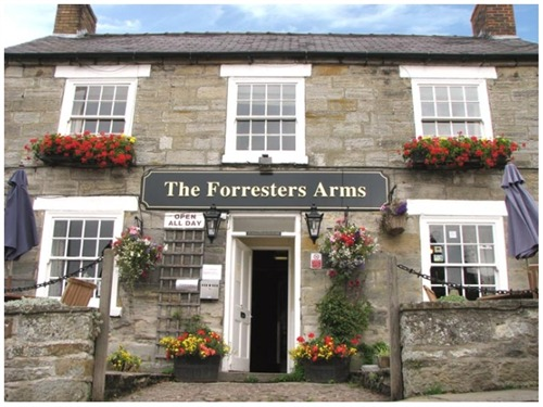 Forresters Arms Hotel Kilburn