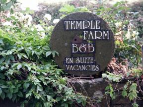 Temple Farmhouse B&B, Aysgarth, Yorkshire
