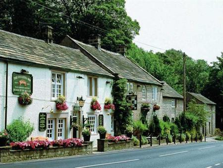 The Chequers Inn, Hope Valley, Derbyshire
