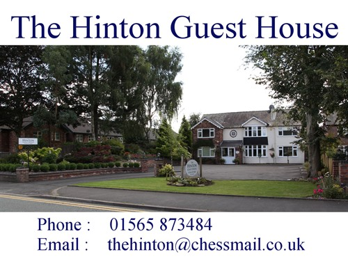 The Hinton Guest House Knutsford
