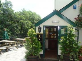 The Abbey Inn, Buckfastleigh, Devon
