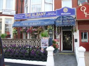 The Albany Hotel Blackpool