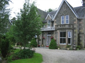 Arden House Kingussie