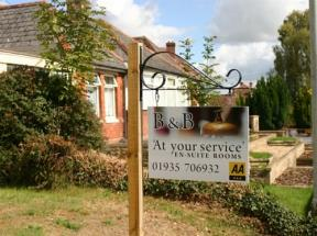 At Your Service B&B Yeovil