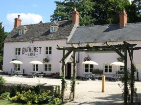 Bathurst Arms, Cirencester, Gloucestershire