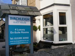 Birchleigh Guest House, Grange-over-Sands, Cumbria