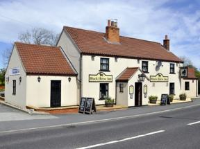 The Black Horse Inn, Gainsborough, Lincolnshire