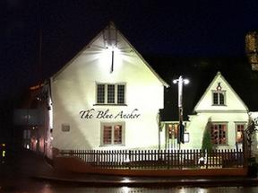 The Blue Anchor Feering Feering