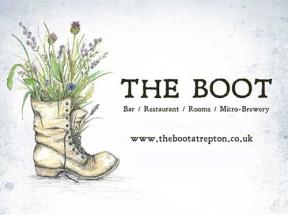 The Boot Inn Repton
