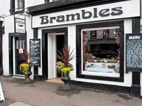 Brambles Restaurant with Rooms Inveraray