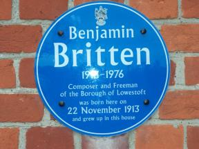 Britten House, Lowestoft, Suffolk