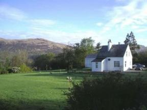Campfield House Bed & Breakfast Fort William