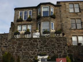 Castle Walk Bed & Breakfast, Stirling, Central Scotland