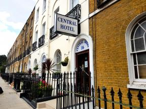 Central Hotel London London