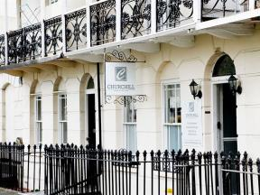 Churchill Guest House, Brighton, East Sussex
