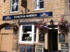 The Coach and Horses, Barnard Castle, County Durham