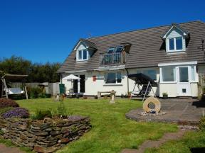 Cornish Valley View B&B, Marshgate, Cornwall