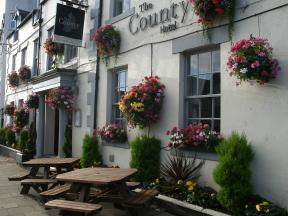 The County Hotel Hexham