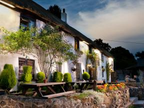 The Cridford Inn, Trusham, Devon