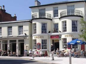 The Crown Hotel, Ryde