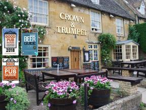 Crown And Trumpet Inn, Broadway